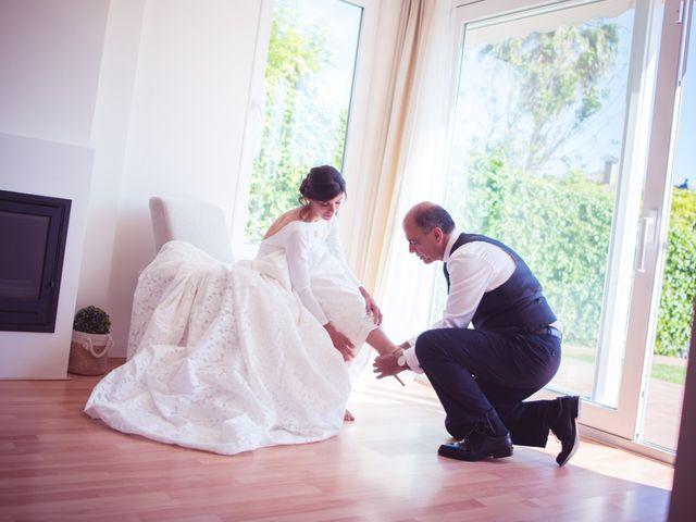 La boda de Pablo y Priscila en El Puerto De Santa Maria, Cádiz 22