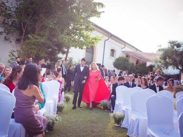 La boda de Pablo y Priscila en El Puerto De Santa Maria, Cádiz 26