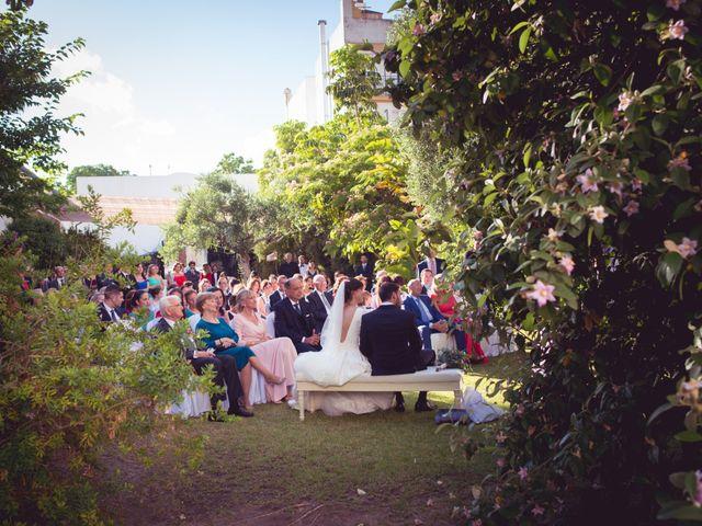La boda de Pablo y Priscila en El Puerto De Santa Maria, Cádiz 30