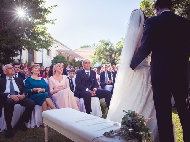 La boda de Pablo y Priscila en El Puerto De Santa Maria, Cádiz 31