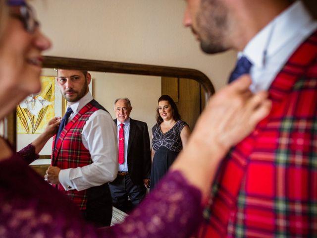 La boda de Alex y Rebeca en Zaragoza, Zaragoza 5