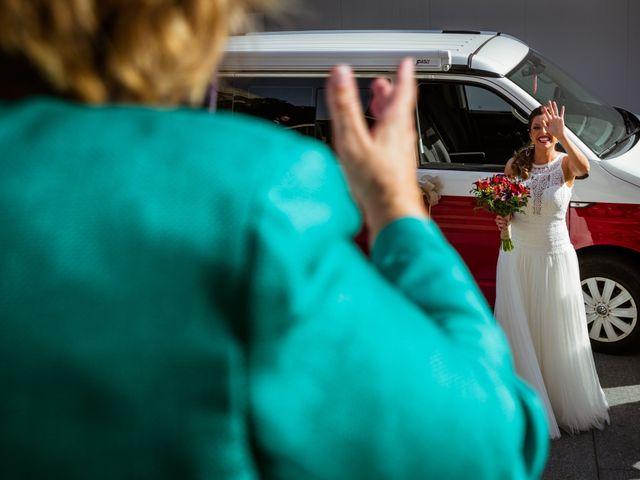 La boda de Alex y Rebeca en Zaragoza, Zaragoza 14