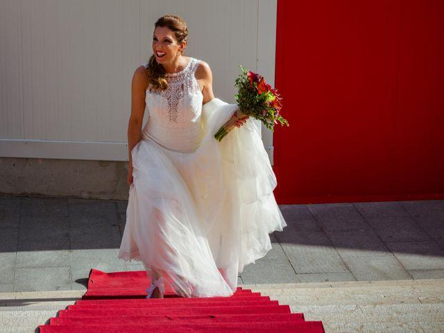 La boda de Alex y Rebeca en Zaragoza, Zaragoza 15