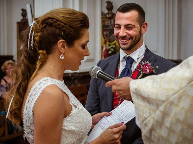 La boda de Alex y Rebeca en Zaragoza, Zaragoza 18