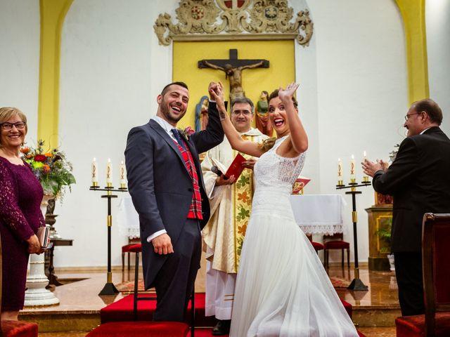 La boda de Alex y Rebeca en Zaragoza, Zaragoza 19