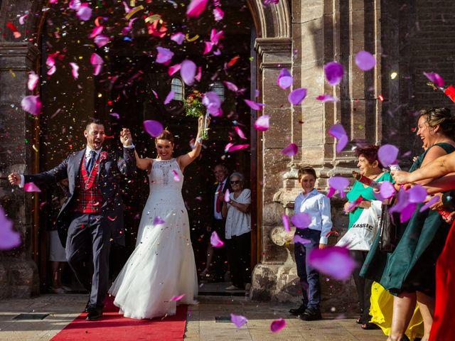La boda de Alex y Rebeca en Zaragoza, Zaragoza 23