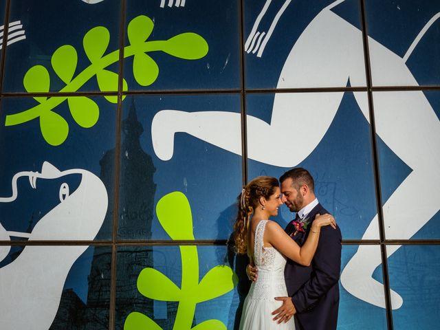 La boda de Alex y Rebeca en Zaragoza, Zaragoza 24