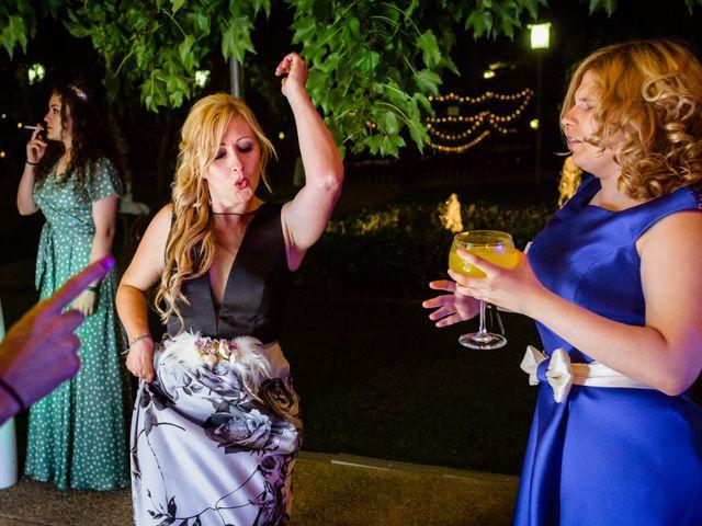 La boda de Alex y Rebeca en Zaragoza, Zaragoza 31