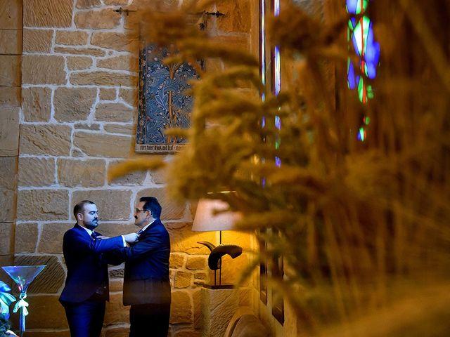 La boda de Rafael y Arantxa en Pedrola, Zaragoza 7