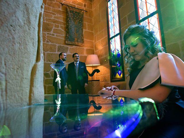 La boda de Rafael y Arantxa en Pedrola, Zaragoza 13