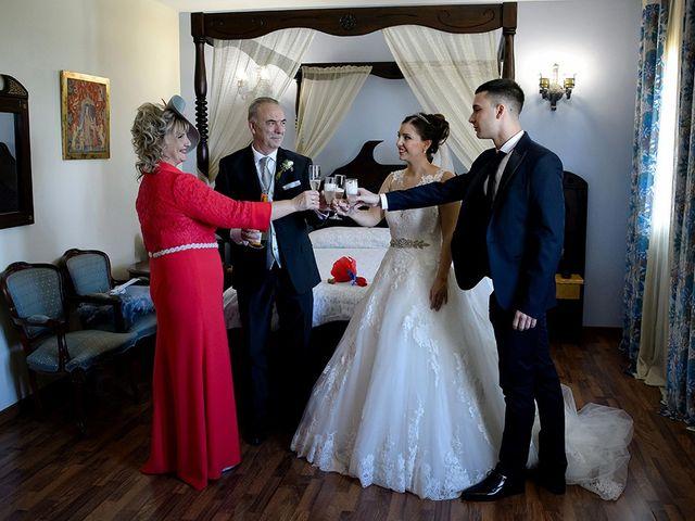 La boda de Rafael y Arantxa en Pedrola, Zaragoza 28