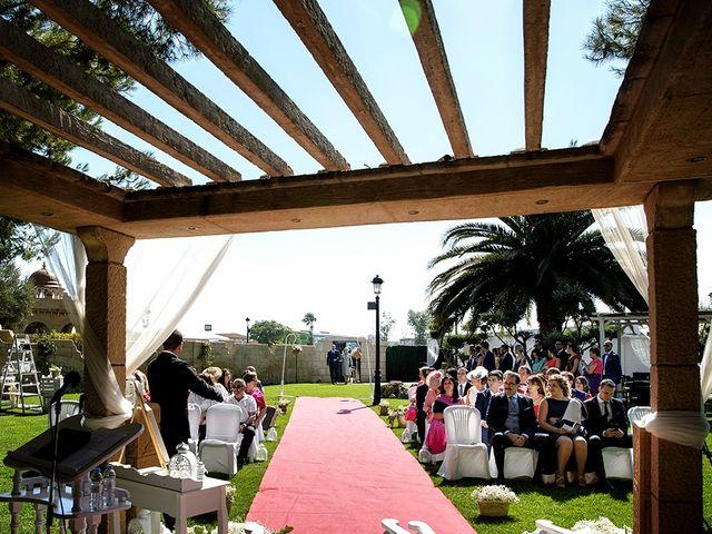 La boda de Rafael y Arantxa en Pedrola, Zaragoza 35