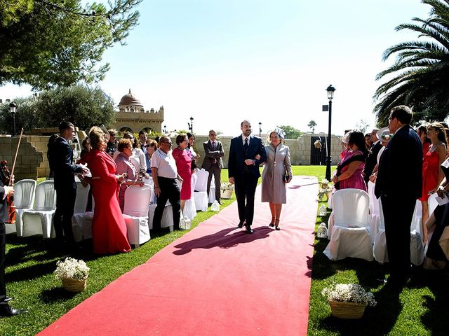 La boda de Rafael y Arantxa en Pedrola, Zaragoza 36