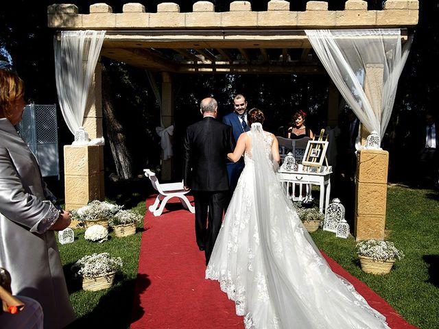 La boda de Rafael y Arantxa en Pedrola, Zaragoza 39