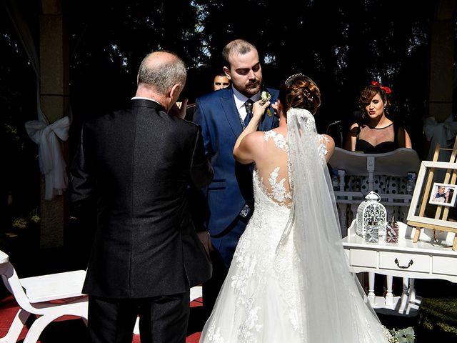 La boda de Rafael y Arantxa en Pedrola, Zaragoza 42
