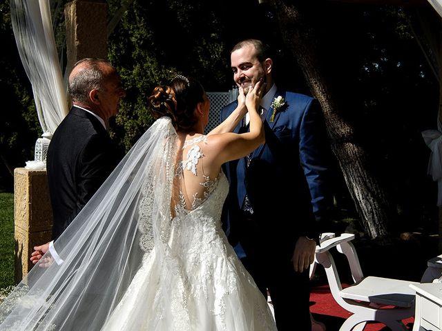 La boda de Rafael y Arantxa en Pedrola, Zaragoza 43