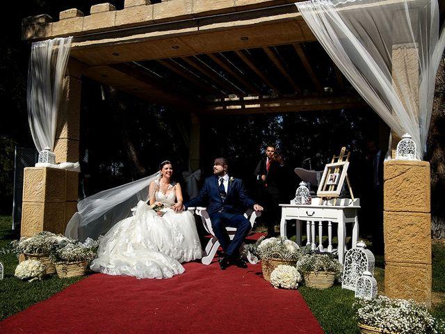 La boda de Rafael y Arantxa en Pedrola, Zaragoza 44