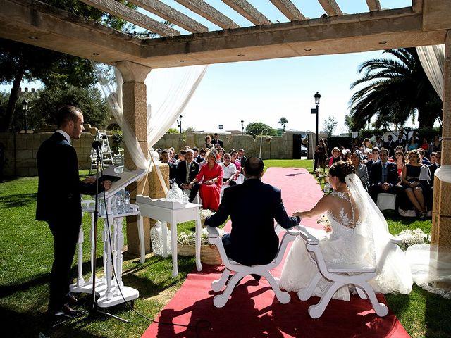 La boda de Rafael y Arantxa en Pedrola, Zaragoza 45