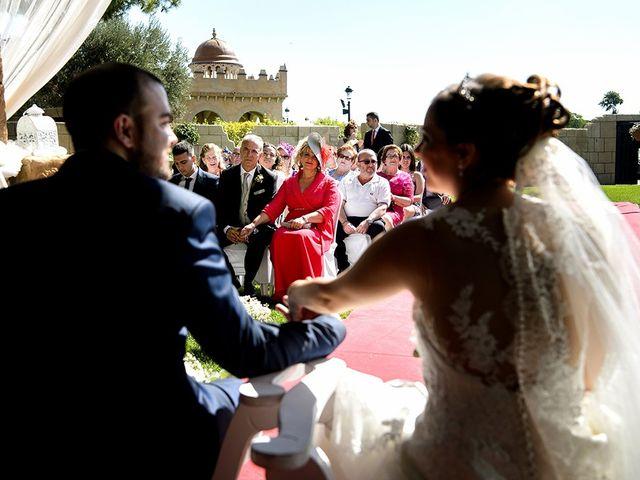La boda de Rafael y Arantxa en Pedrola, Zaragoza 46