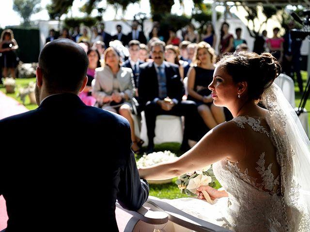 La boda de Rafael y Arantxa en Pedrola, Zaragoza 47