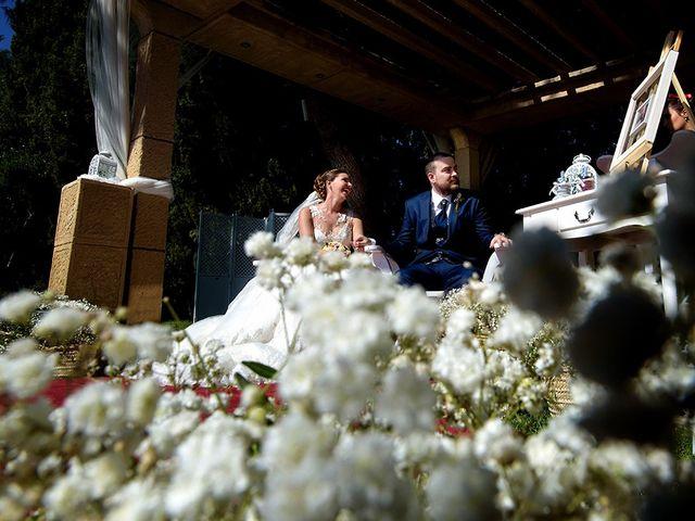 La boda de Rafael y Arantxa en Pedrola, Zaragoza 48
