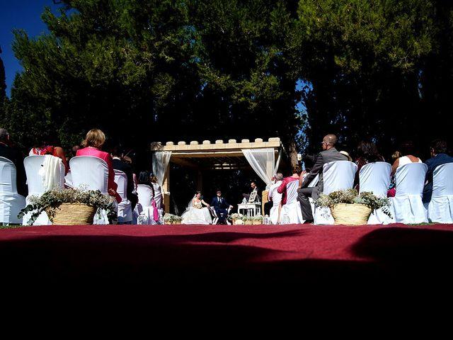 La boda de Rafael y Arantxa en Pedrola, Zaragoza 49