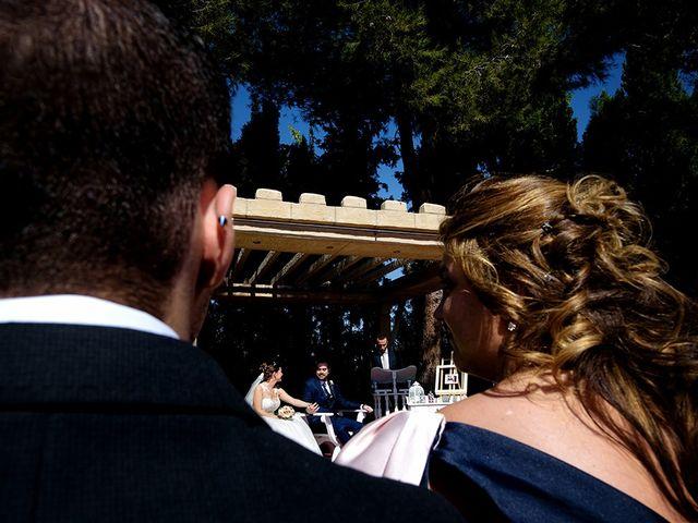 La boda de Rafael y Arantxa en Pedrola, Zaragoza 51