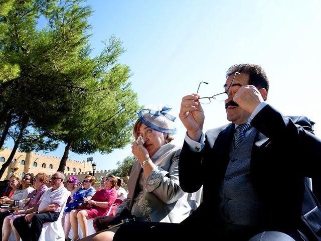 La boda de Rafael y Arantxa en Pedrola, Zaragoza 52
