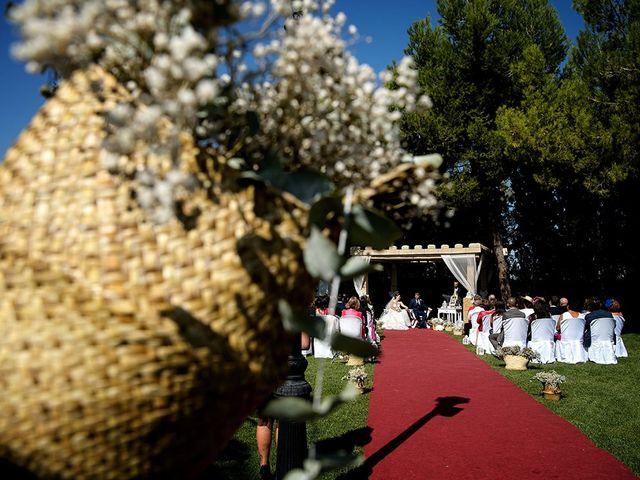 La boda de Rafael y Arantxa en Pedrola, Zaragoza 54