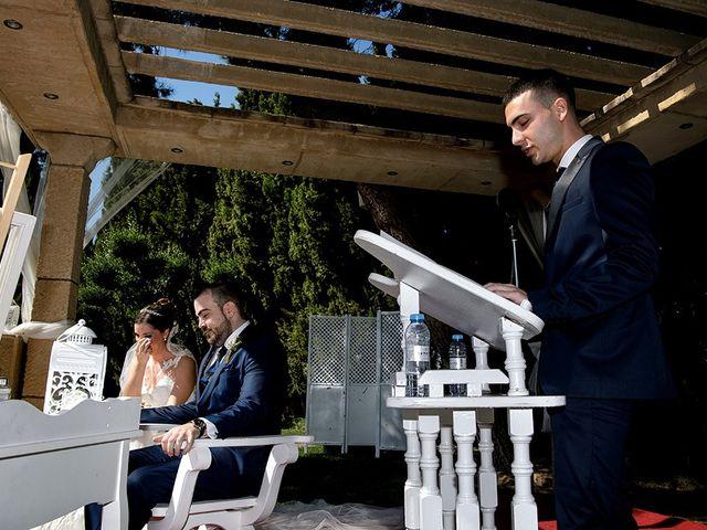 La boda de Rafael y Arantxa en Pedrola, Zaragoza 58