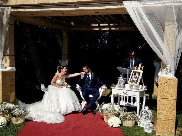 La boda de Rafael y Arantxa en Pedrola, Zaragoza 60