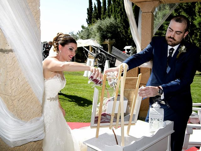 La boda de Rafael y Arantxa en Pedrola, Zaragoza 64