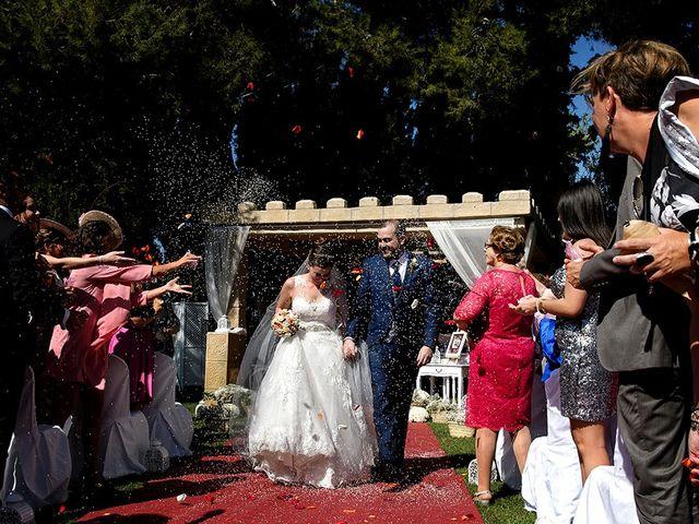 La boda de Rafael y Arantxa en Pedrola, Zaragoza 66