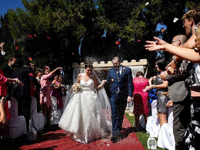 La boda de Rafael y Arantxa en Pedrola, Zaragoza 67