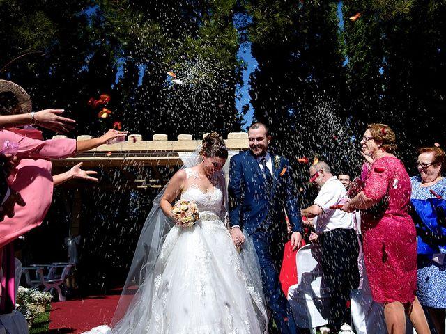 La boda de Rafael y Arantxa en Pedrola, Zaragoza 69