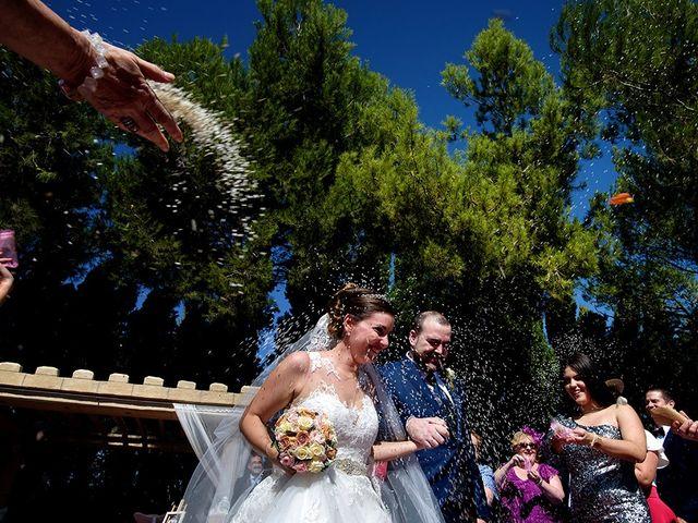 La boda de Rafael y Arantxa en Pedrola, Zaragoza 70