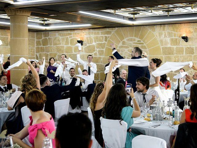 La boda de Rafael y Arantxa en Pedrola, Zaragoza 76