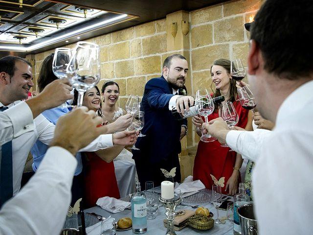 La boda de Rafael y Arantxa en Pedrola, Zaragoza 77