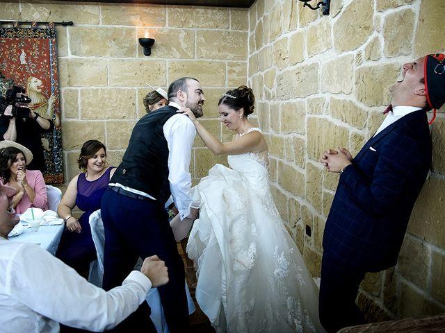 La boda de Rafael y Arantxa en Pedrola, Zaragoza 80
