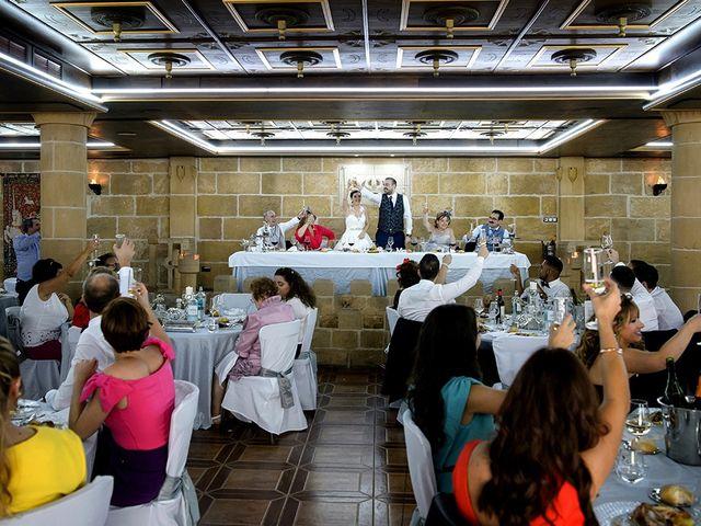 La boda de Rafael y Arantxa en Pedrola, Zaragoza 81