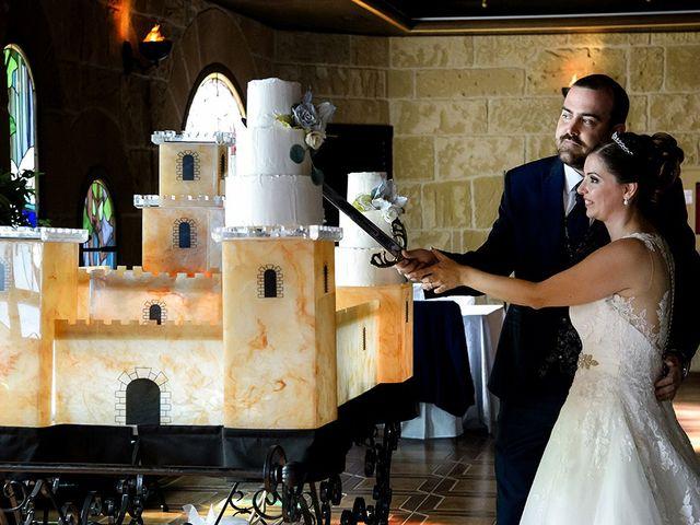 La boda de Rafael y Arantxa en Pedrola, Zaragoza 84
