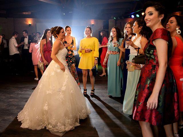 La boda de Rafael y Arantxa en Pedrola, Zaragoza 92
