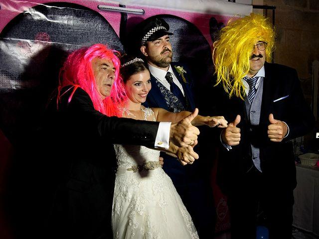 La boda de Rafael y Arantxa en Pedrola, Zaragoza 94