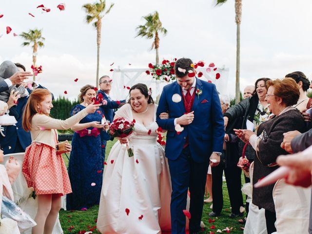 La boda de Marta y Julio