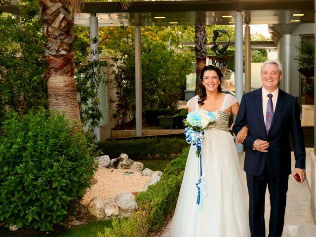 La boda de Pablo y Sara en Las Rozas De Madrid, Madrid 16