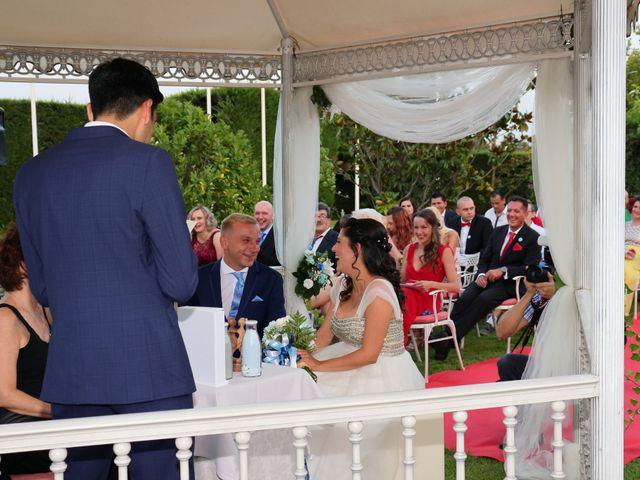 La boda de Pablo y Sara en Las Rozas De Madrid, Madrid 23