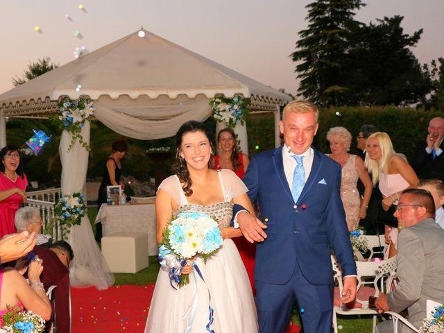La boda de Pablo y Sara en Las Rozas De Madrid, Madrid 27