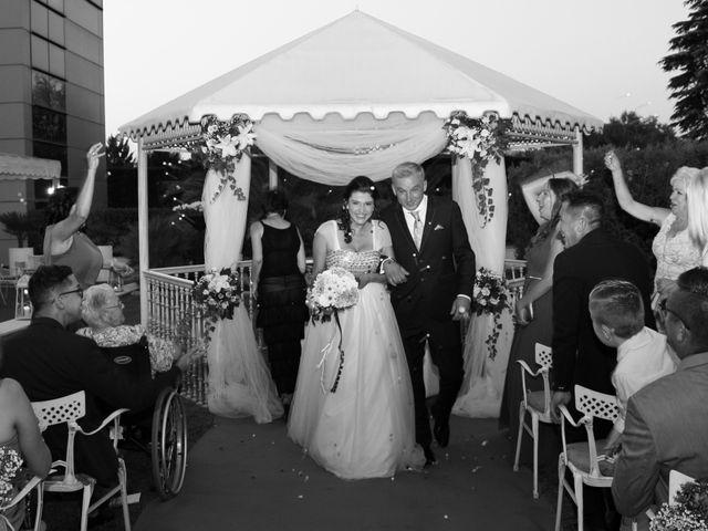 La boda de Pablo y Sara en Las Rozas De Madrid, Madrid 28