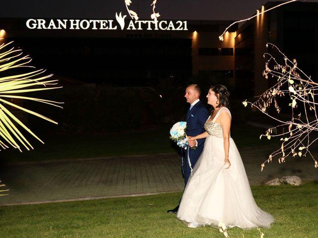 La boda de Pablo y Sara en Las Rozas De Madrid, Madrid 30