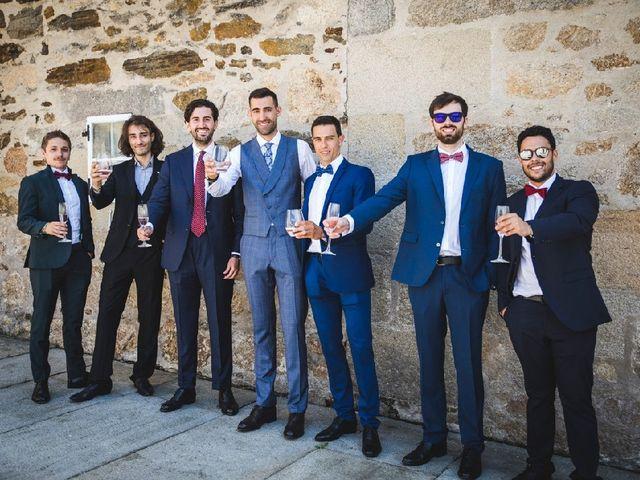 La boda de Diego y Ali en Pontevedra, Pontevedra 1